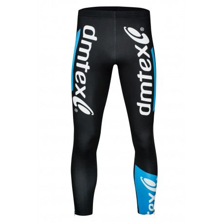 Collant cyclocross turquoise