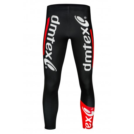 Collant cyclocross rouge
