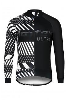 Veste thermique ULTRA noir blanc