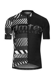Maillot manche court Dmtex Ultra light noir blanc