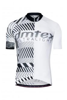 Maillot manche court Dmtex Ultra light blanc noir