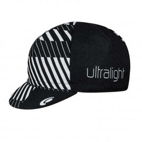 Casquette Ultra Light noir blanc