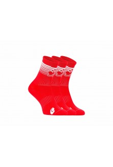 PACKS CHAUSSETTES rouge blanc