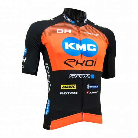 Maillot manche court BH gamme  KMC 2018