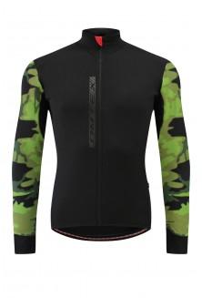 Veste manche longue Camouflage Khaki