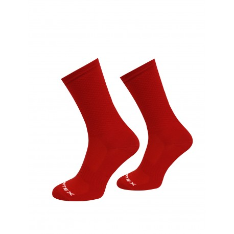 Chaussettes rouge