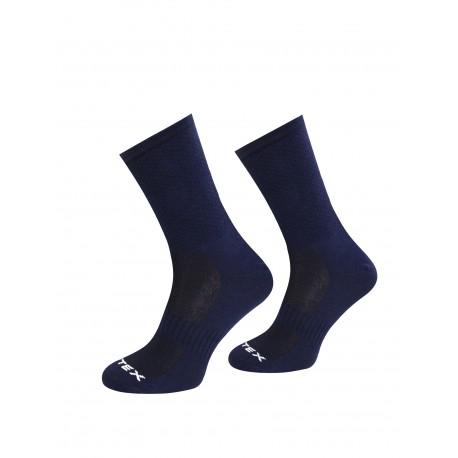 Chaussettes bleu marin