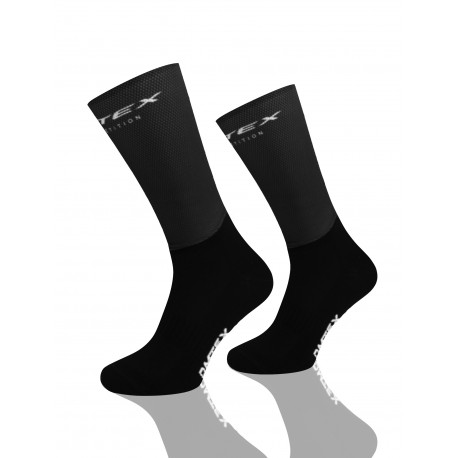 Chaussettes Compétition Noir