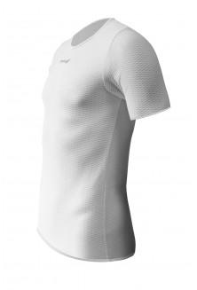 Sous vêtement manche courte blanc