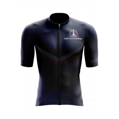Maillot manches courtes Paris Cycliste Olympique